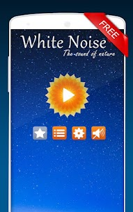 Ruido blanco: sonidos para dormir 1
