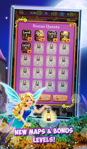 Mahjong Solitaire: Moonlight Magic modavailable screenshots 7