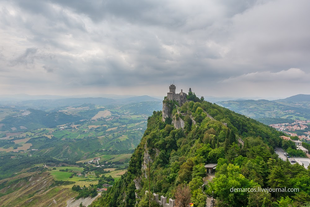 Cesta_Tower_San_Marino
