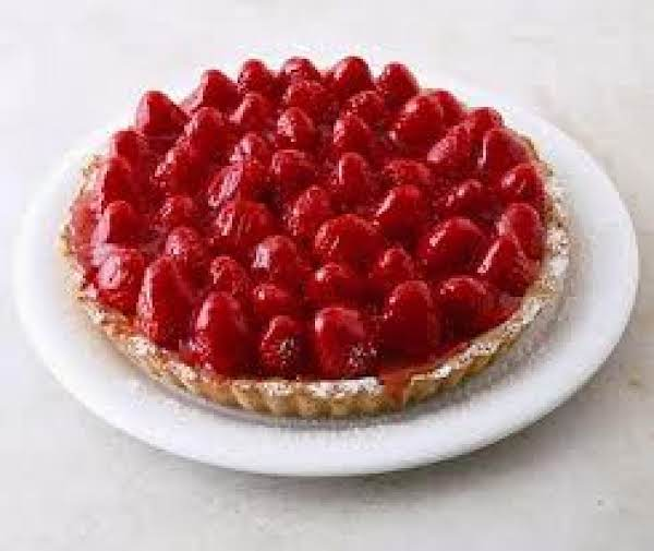 Strawberries Cream Torte Recipe: Strawberry Torte Recipe 2
