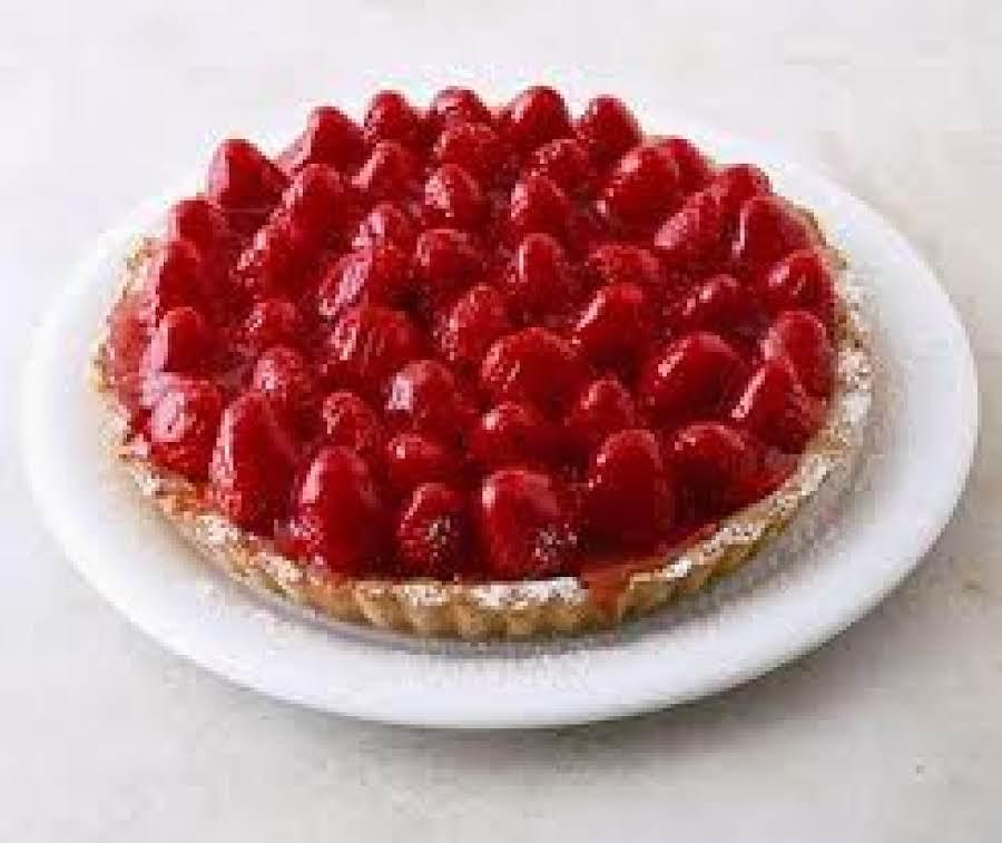Strawberries Cream Torte Recipe: Strawberry Torte Recipe 2