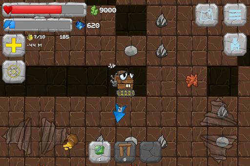 Digger Machine find minerals 1.9.4 screenshots 8