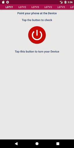 LG TV Remote Control 1.8 screenshots 1