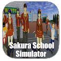 Walktrough Sakura School Simulator icon
