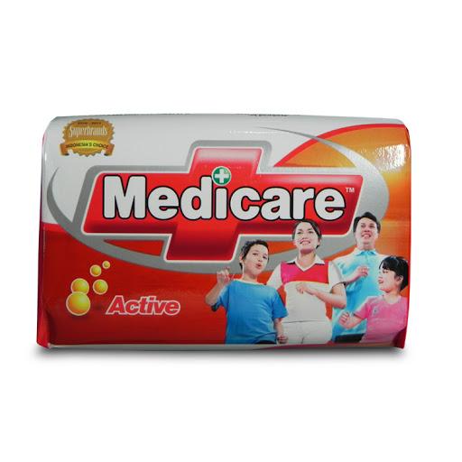 Jabon En Barra Medicare Active 85gr