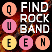 Find Word - Rock Band