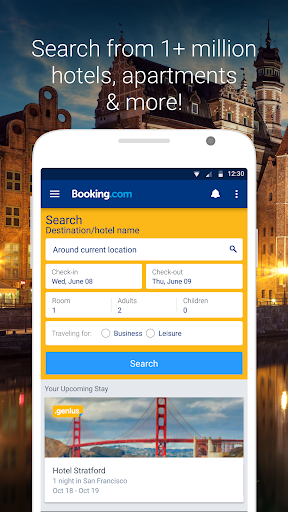 Booking.com Hotel Reservations for PC