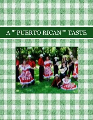 "A """"PUERTO RICAN"""" TASTE"