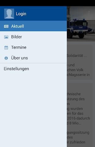 android THW Wertheim Screenshot 1