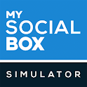 MySocialBox Simulator icon
