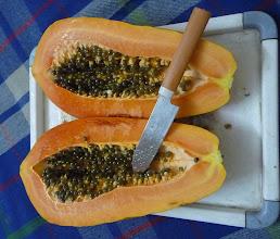 Photo: Fresh Papaya