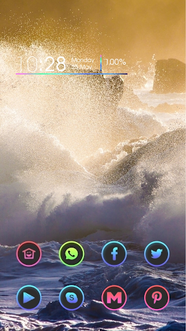 android Blue Sea of Passion Screenshot 0