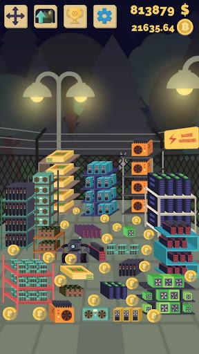 Bitcoin mining simulator  screenshots 1