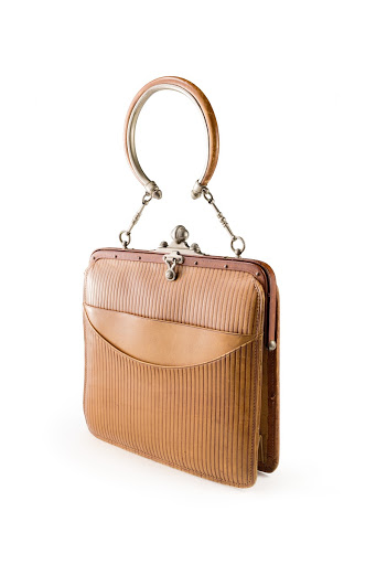 Women's Handbag with Rounded Handle