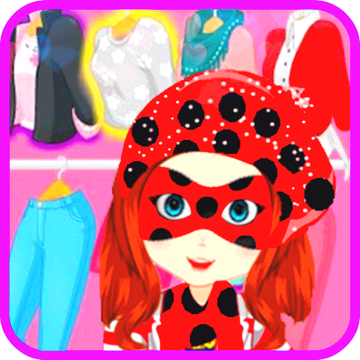 Miraculous Ladybug Cat Noir Games dress up