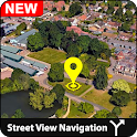 GPS Maps, Live Street View: Navigation & Direction icon