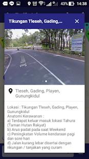 Traffic Info Gunungkidul - náhled