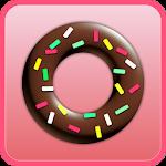 ぽすぽすドーナツ - かわいくドーナツを作って暇つぶしが無料 Icon