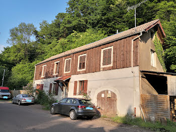 maison à Ronchamp (70)