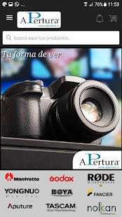 Apertura.cl - Tienda de Fotografía, Audio y Video - náhled