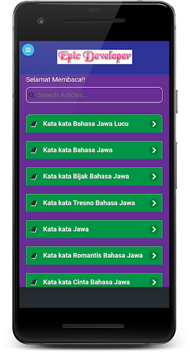 Download Kata Kata Bahasa Jawa Lucu Cinta Dan Romantis Google Play