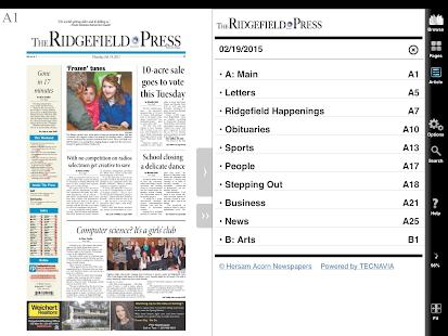The Ridgefield Press - náhled