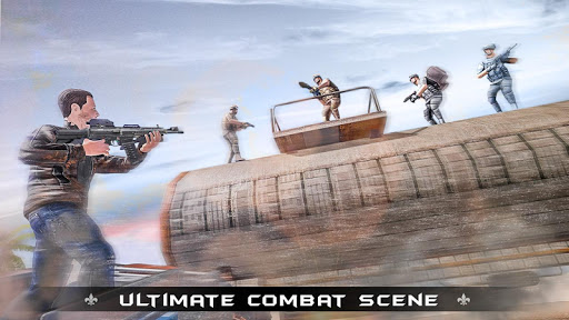Spectra Cover Fire: Offline shooting- fps shooter 1.0.9 screenshots 4