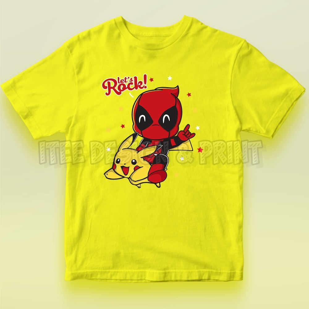 Pikachu Deadpool 7