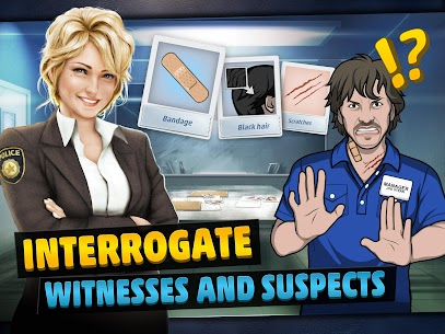 Criminal Case MOD (Unlimited Energy/Hints) 10