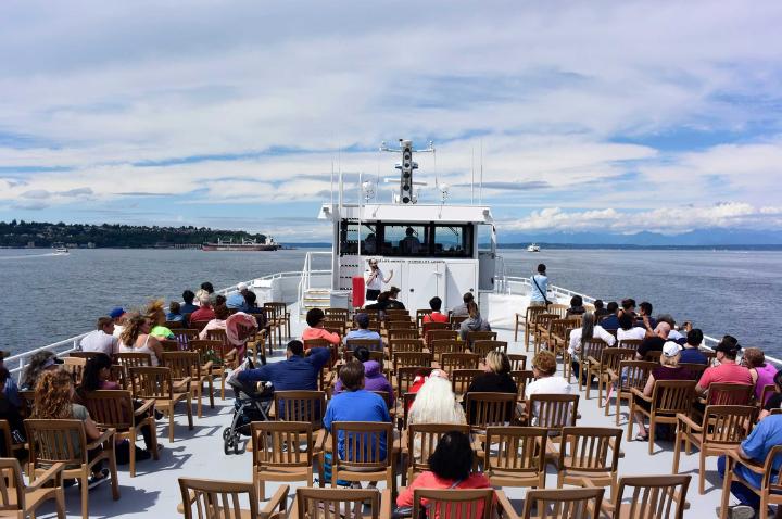 Argosy Tillicum Excursion in Seattle