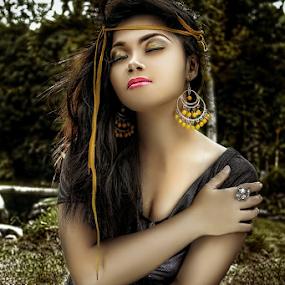 by Joemar Cabasan - People Portraits of Women