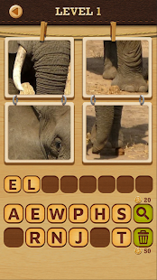 4 Pics Puzzle: Guess 1 Word Screenshot