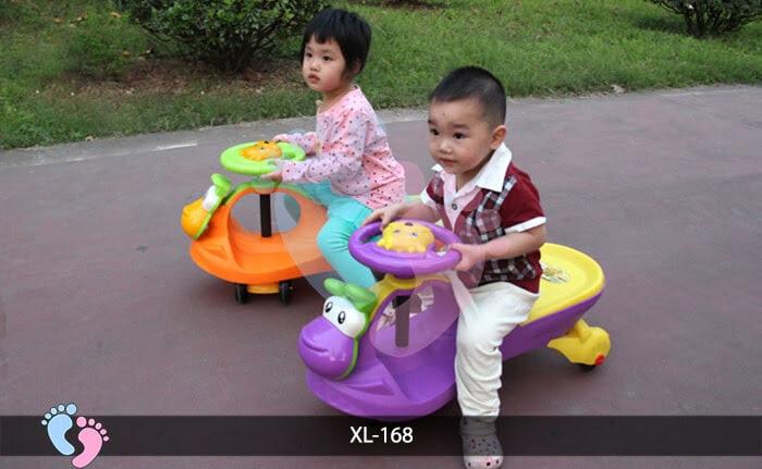 Xe lắc cho bé Broller XL-168 3