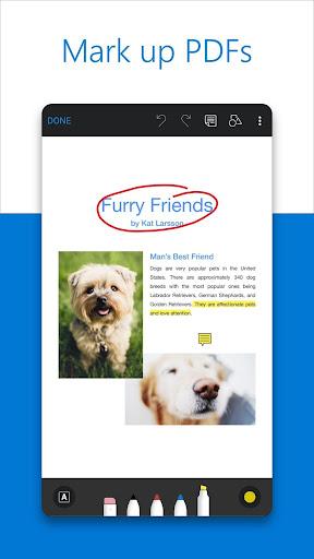 Microsoft OneDrive 6.12 screenshots 4