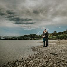 Wedding photographer Gábor Badics (badics). Photo of 28.11.2017