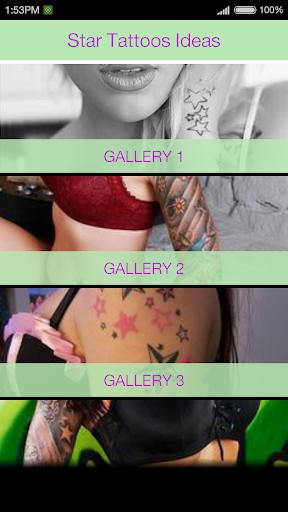 玩免費遊戲APP|下載Star Tattoos Ideas app不用錢|硬是要APP
