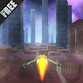 Hover Speed Space Racer 3D