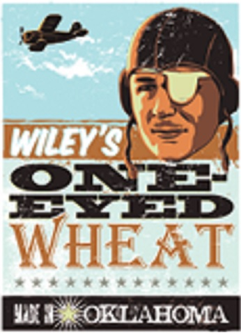 Logo of Bricktown Wiley's One Eyed Wheat