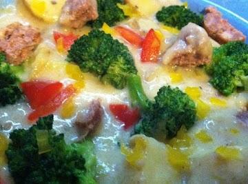 Italian Potato Soup Recipe