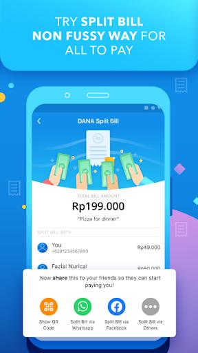 DANA - Indonesia's Digital Wallet screenshot 4