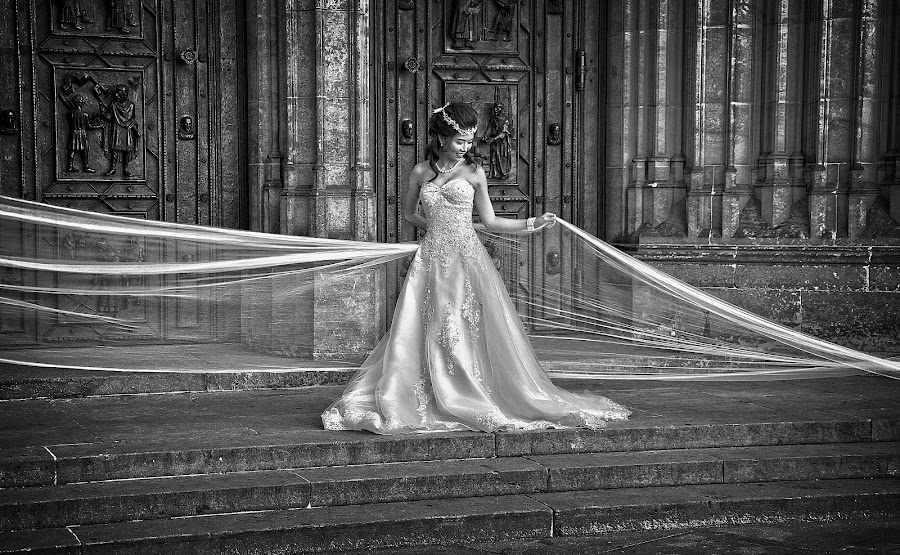 by Darko Kordic - Wedding Bride