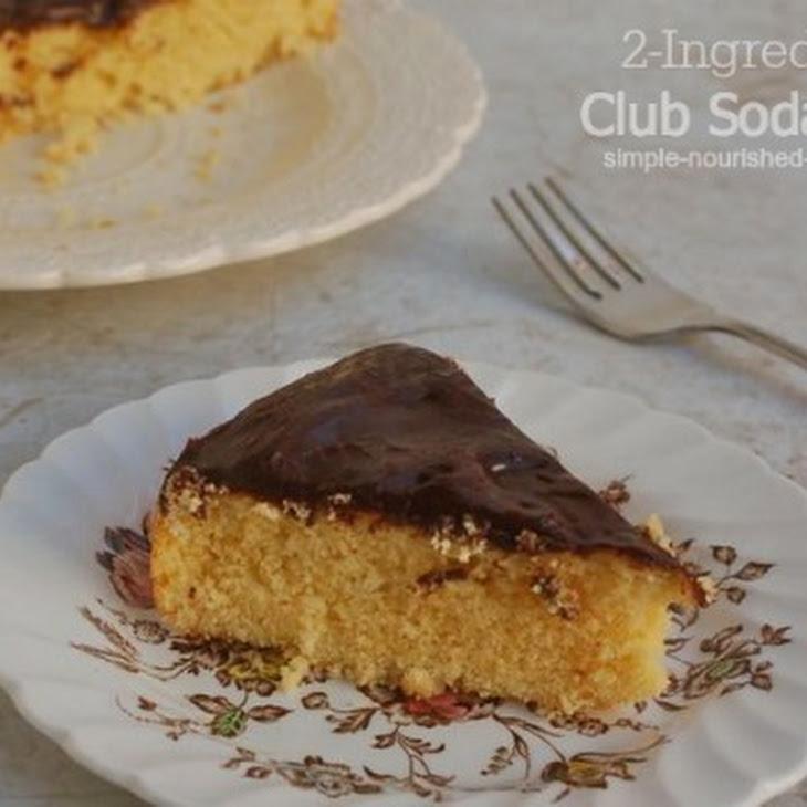 Weight Watchers Club Soda Cake