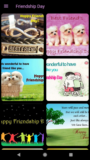 Friendship Day Wishes, Quotes and Statuses screenshot 2