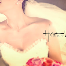 Wedding photographer Harun Ucar (harunphotography). Photo of 23.01.2018