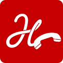 Hushed Different Number App: Phone Number Changer icon