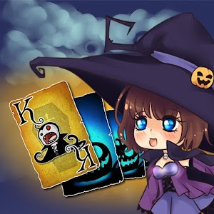 Solitaire Halloween Game for PC and MAC