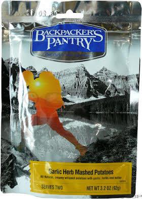 Backpackers Pantry Garlic Herb Mashed Potato - 2 Servings alternate image 0