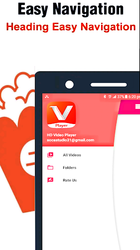 Video Player All Format - HD Video Player, VPlayer 1.0 screenshots 5