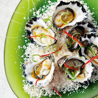 Asian-style Oysters.