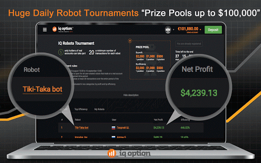 Binary options robots forum